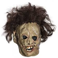 leatherface mask child mask
