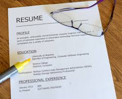 How To Write A Strong Resume How To Write A Correct Resume Resume For Your Job Application