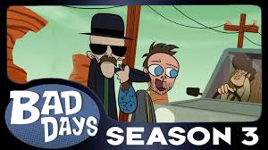 Watch Breaking Bad Breaking Bad Bad Days Youtube