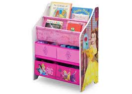 princess book u0026 toy organizer delta children u0027s products