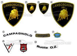 logo lamborghini lamborghini miscellaneous lamborghini stickers logo stickers