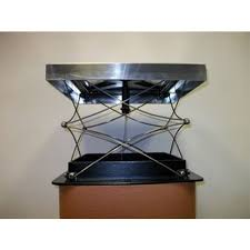 Damper On Fireplace by The Top Damper Rain Chimney Caps And Dampers Products The