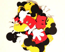 mickey mouse party decorations mickey mouse party decorations etsy