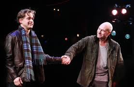 Curtain Call Theatre Patrick Stewart And T R Knight Photos Photos