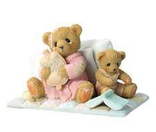 feel better bears enesco cherished teddies collectibles ebay