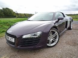 velvet car used velvet purple metallic audi r8 for sale monmouthshire