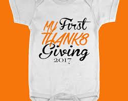 thanksgiving onesie etsy