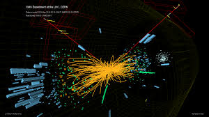 what are the parts of an atom universe today