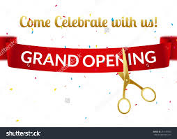 Invitation Card Of Opening Ceremony Grand Opening Invitation Template Neepic Com