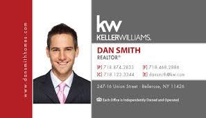 Realtor Business Card Template Designing A Custom Keller Williams Business Card