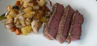 cuisiner un roti de boeuf au four cuisson de la côte de boeuf au four aux petits légumes confits
