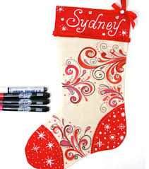 diy christmas stocking make your own stocking extra special by