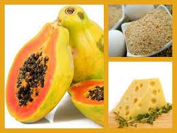 cuisiner la papaye le gratin de papaye moving tahiti