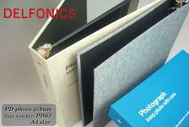 photo album binder nagasawa stationery center rakuten global market delfonics