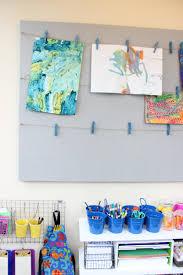 childrens artwork display always made with love idolza