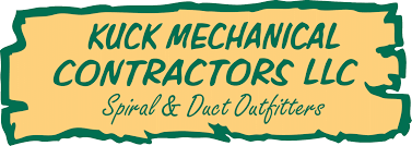 sheet metal fabrication u2014 kuck mechanical contractors llc