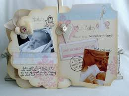 baby albums lilybean paperie some day baby