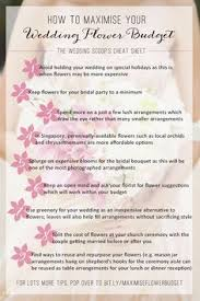 Wedding Flowers Budget Top Tips On Maximising Your Wedding Flower Budget Weddings