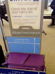 united carry on rules finding the right carry on luggage the travel ambassador