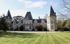 chateau de la loire chambre d hote chambre d hôtes château du bois de la noë à bouaye loire