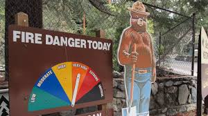 National Wildfire Activity by Amid Statewide Drought California Races To Burn Wildfire Fuel Npr