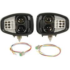 abl lights led snow plow lights aw direct