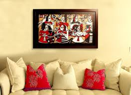 buy rajasthani phad wall painting online handicrafts online