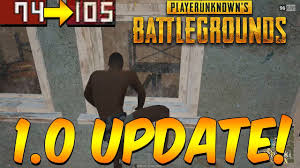 pubg optimization pubg 1 0 update optimization vaulting and more youtube
