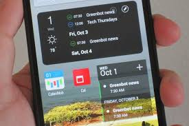 android widget the best calendar apps and widgets for android greenbot