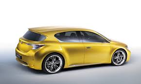 lexus hs 250h options lexus announce hs 250h and lf ch concept hybrids slashgear