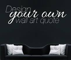 Home Decor Retail Wall Decal Design Make Your Own Vinyl Wall Decal For Home