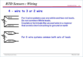 2 wire rtd wiring diagram wiring diagram