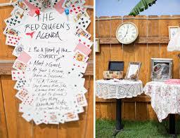 Mad Hatter Decorations Mad Hatter Tea Party Bridal Shower Decoration Ideas U2013 Sandy U0027s
