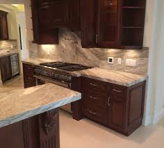Kitchen Countertops And Backsplash Pictures Full Granite Backsplash To Have Or Not Inside Kitchen Backsplash