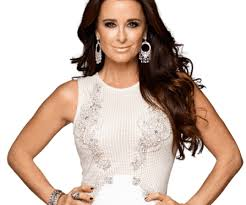 kyle richards hair extensions kyle richards beauty secrets blushing in hollywood
