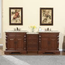 Vanity With Granite Countertop Accord 90 Inch Double Sink Bathroom Vanity Venetian Granite