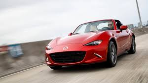 what car mazda 2017 mazda mx 5 miata rf review with price horsepower and photo