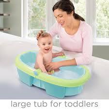 Portable Bathtub For Kids Amazon Com Summer Infant Fold Away Baby Bath Baby Bathing