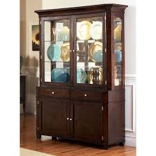 lisbon solid rubberwood china cabinet china cabinet migusbox com