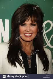 marie osmond hairstyles feathered layers new york new york usa 14th apr 2016 singer marie osmond