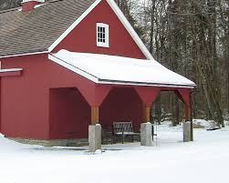 Barn Roof by New England Barn Barn Accessories