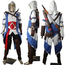 Edward Kenway Halloween Costume Assassin U0027s Creed Black Flag Edward Kenway Cosplay Costume Jacket