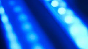 blue lights title concept background stock footage videoblocks