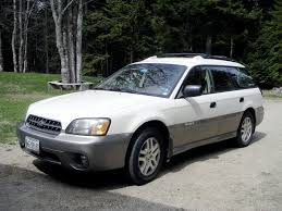 customized subaru outback 2003 subaru outback wagon