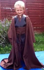 Anakin Skywalker Halloween Costume Handmade Anakin Skywalker Robes Kids Handmade Jedi Robes