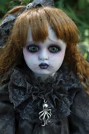 halloween porcelain doll makeup ooak gothic porcelain doll repaint by a gibbons dma goth fairy