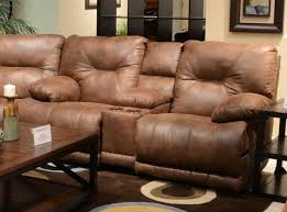 Triple Recliner Sofa by Catnapper Voyager Sectional With Power Lay Flat 3 Recliner Sofa
