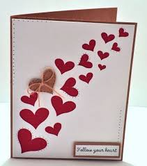 Creative Ideas To Make Greeting Cards - creative valentine card ideas diy