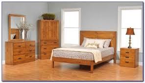 Solid Wood King Size Bedroom Sets Bedroom  Home Design Ideas - King size bedroom set solid wood