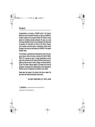 download forester 2001 service manual docshare tips